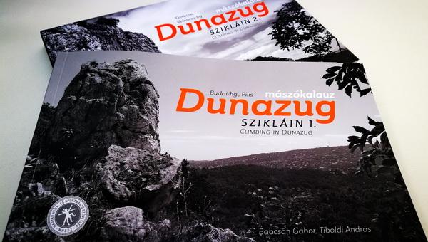 Dunazug sziklamászó kalauz 2016 Forrás: Mozgásvilág/Pintér László