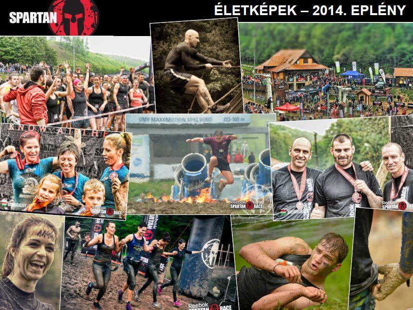 Spartan Race Életképek 2014.