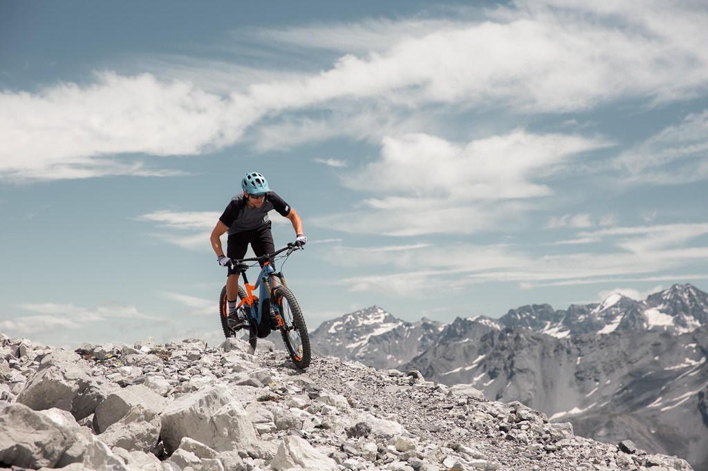 E-bike élmény a hegyekben
