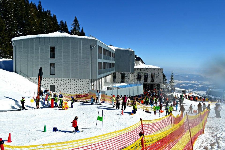 Golte Hotel és téli óvoda gyerekeknek