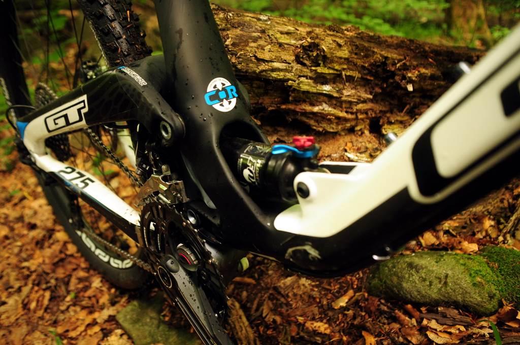 Váz - GT Sensor Forrás: Paraferee - Mozgásvilág.hu