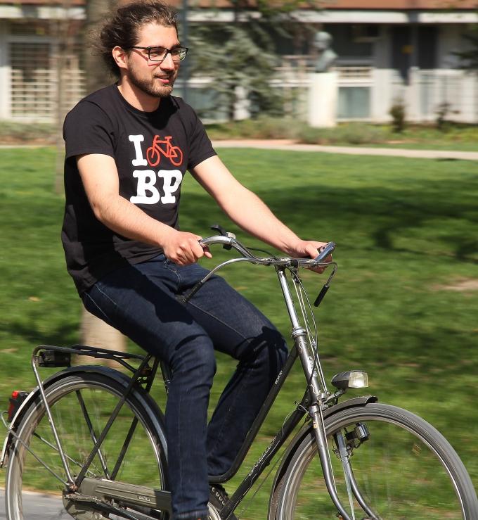 Vegyél részt te is a felvonulásban! Forrás: www.facebook.com/I Bike Budapest