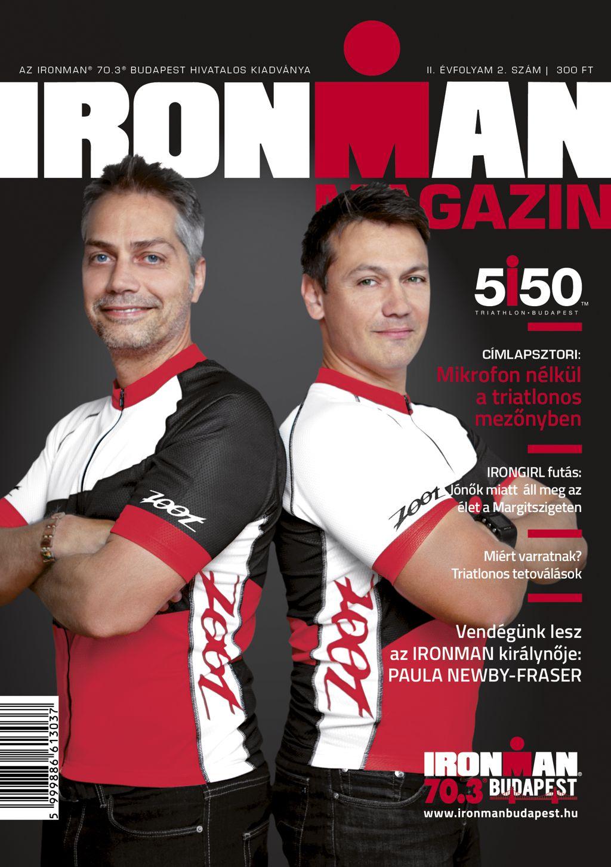 Ironman magazin