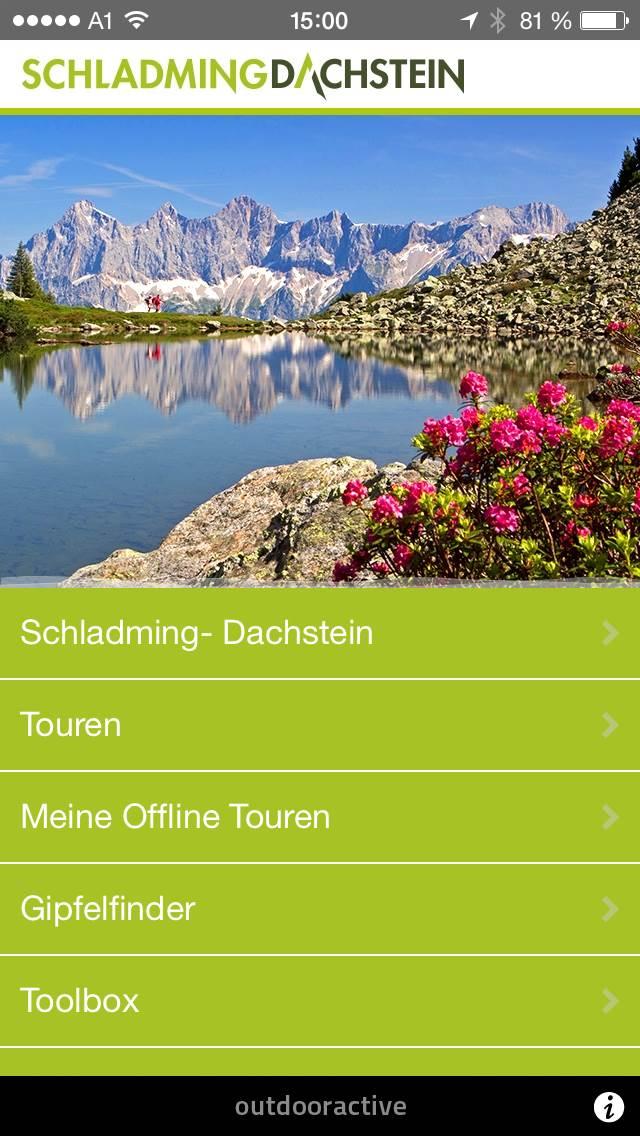 Mobil applikáció Forrás: (c) Steiermark Tourismus
