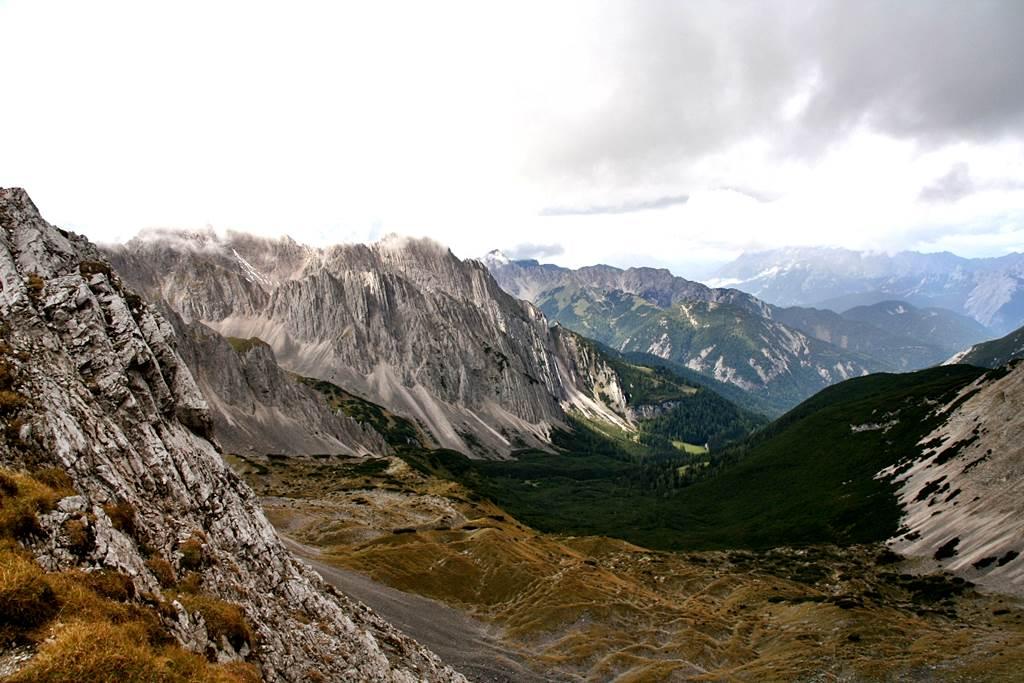 Útban a Pfeishütte felé Forrás: www.mozgasvilag.hu