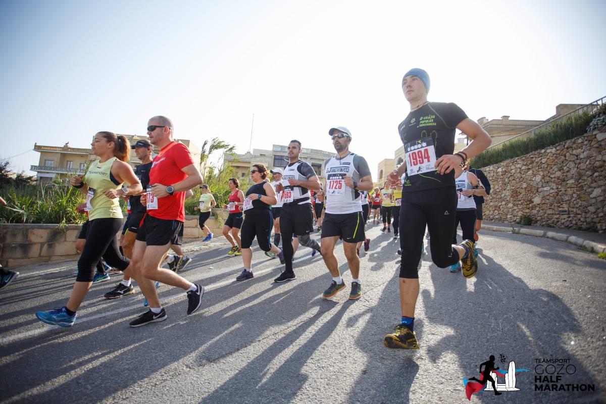 Gozo Félmaraton