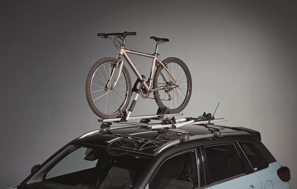 Suzuki Vitara kerékpárszállító