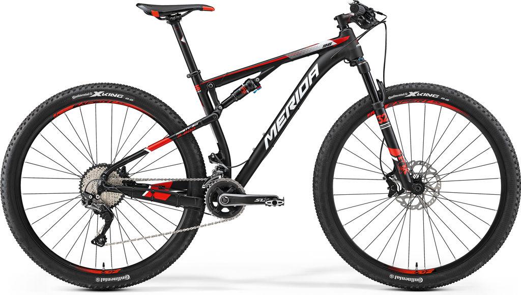 Merida Ninety-Six 9.800 Fullsuspension kerékpár