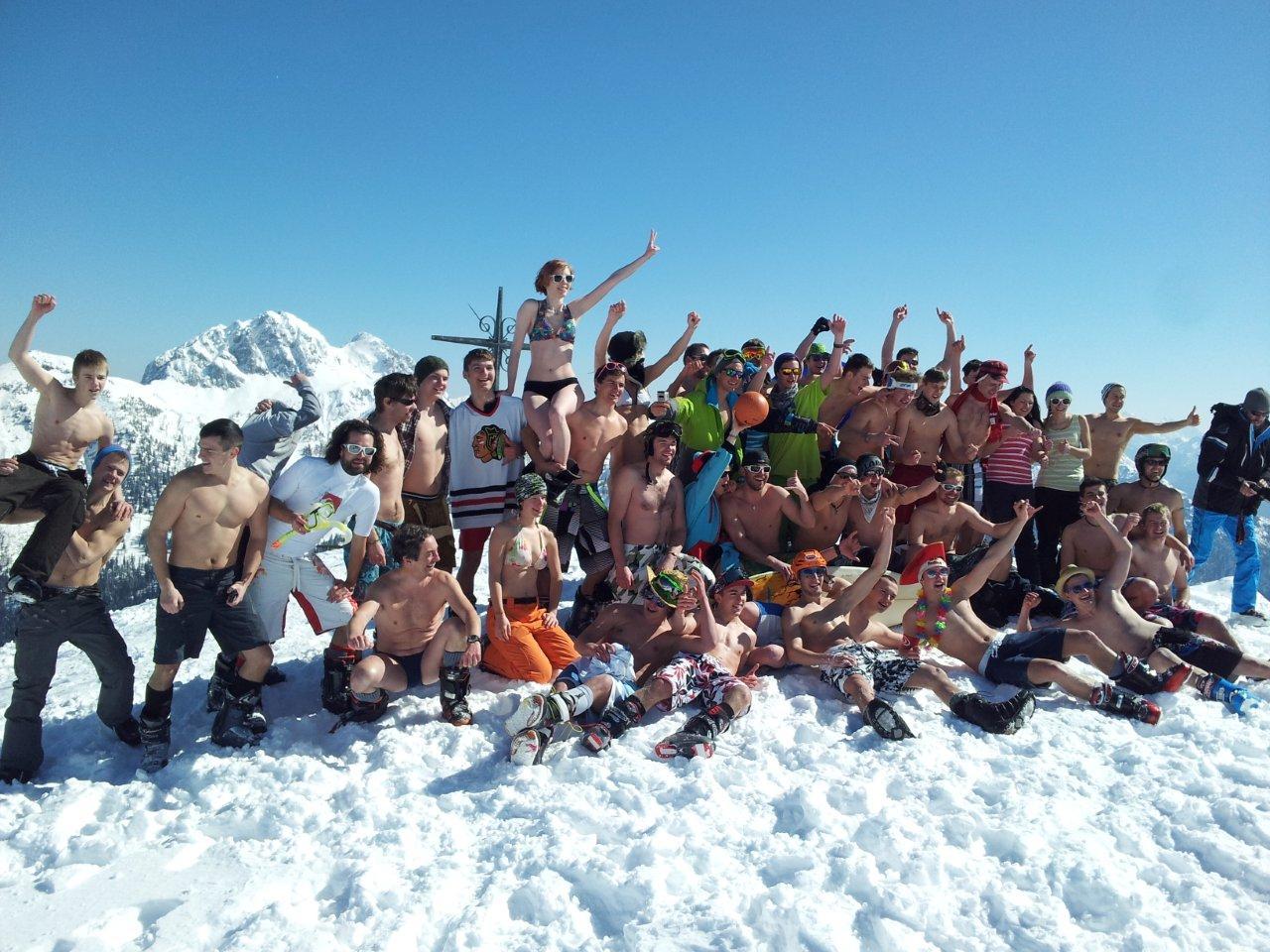 Snow-Beach Day Forrás: Nassfeld.at