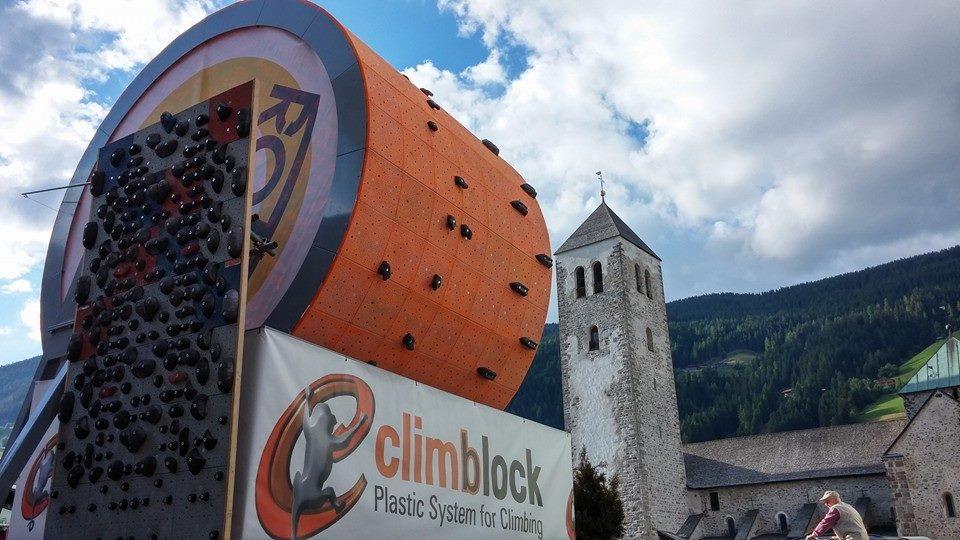 Rotor szabadtéren Forrás: ClimBlock Facebook