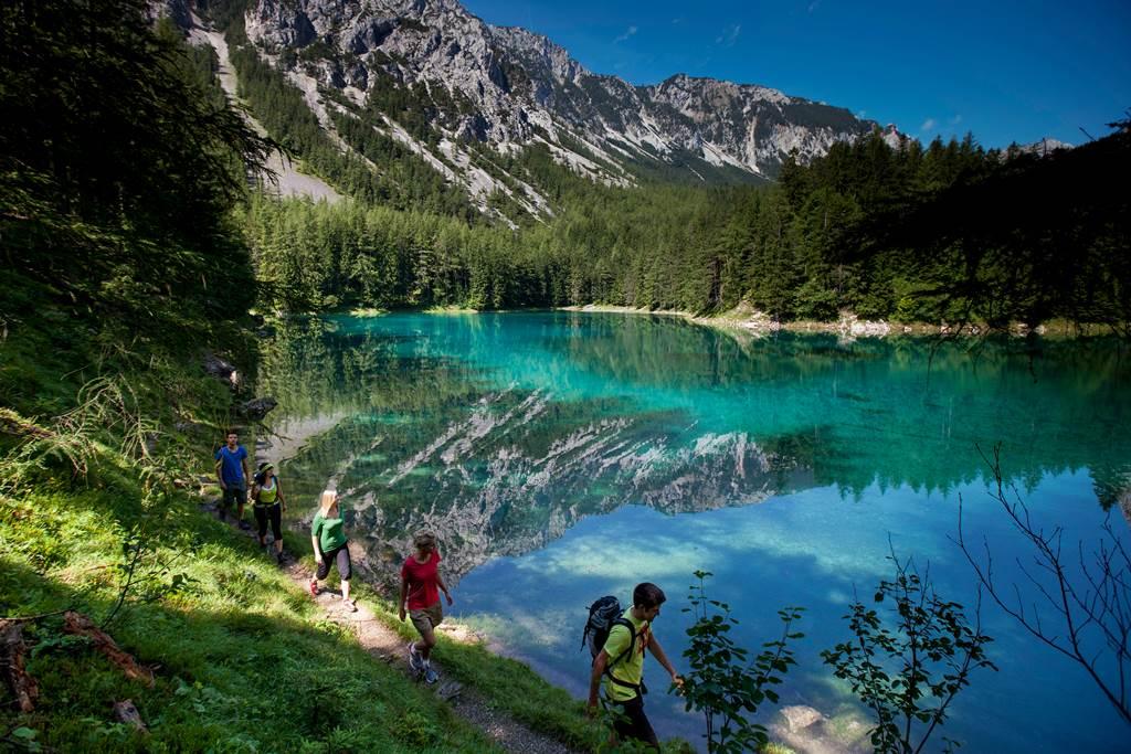 A Zöld-tó Forrás: Steir. Lebensgefühl_Hochsteiermark Grüner See (c) Tomm Lamm (37)