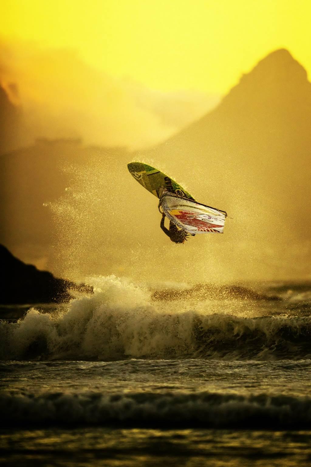 Valahol Dél-Afrika vizein Forrás: Red Bull Media House