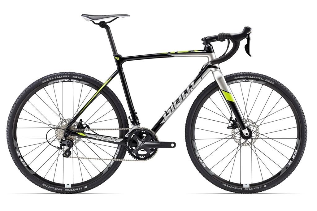 TCX SLR2 cyclocross kerékpár