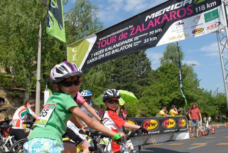 Tour de Zalakaros 2014 Forrás: Tour de Zalakaros