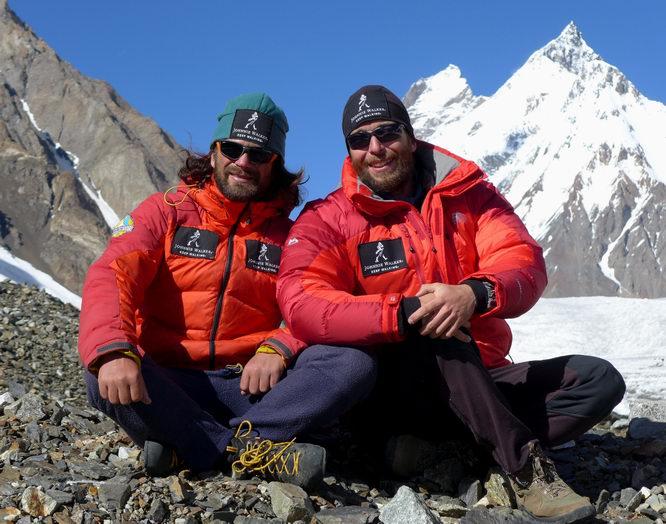 Johnnie Walker K2 Expedíció Forrás: ACG PR