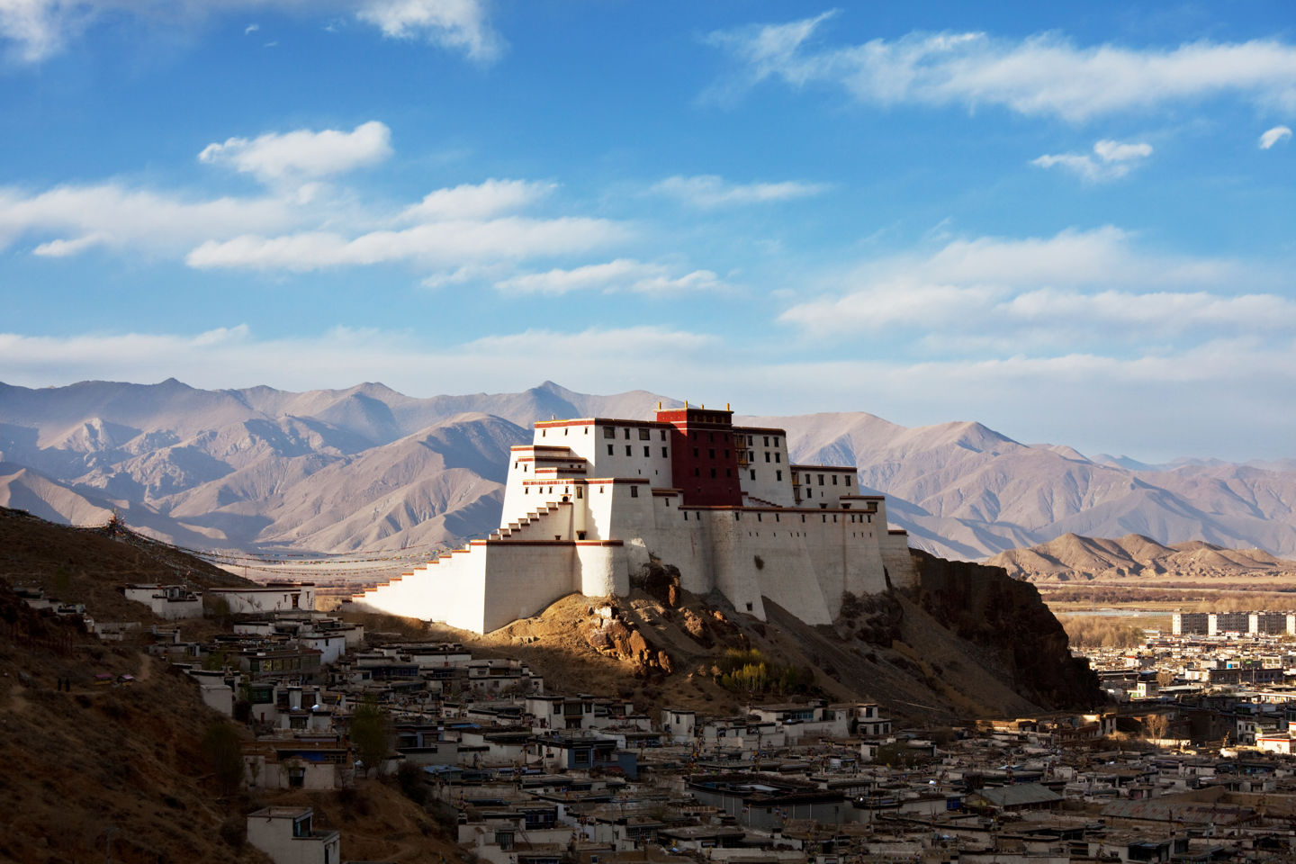 Tibet Forrás: Pachamama Expeditions