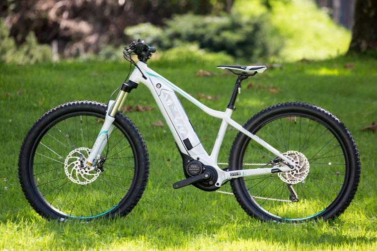Vall E+ 1 Pro elektromos kerékpár Syncdrive Pro motorral wmn