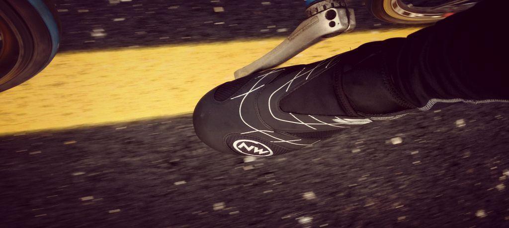 Northwave Fahrenheit téli kerékpáros cipő teszt Forrás: Mozgásvilág.hu
