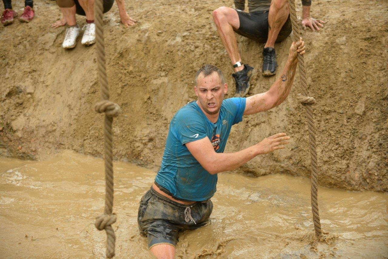 Mi megmondtuk, vizes leszel! Forrás: Spartan Race
