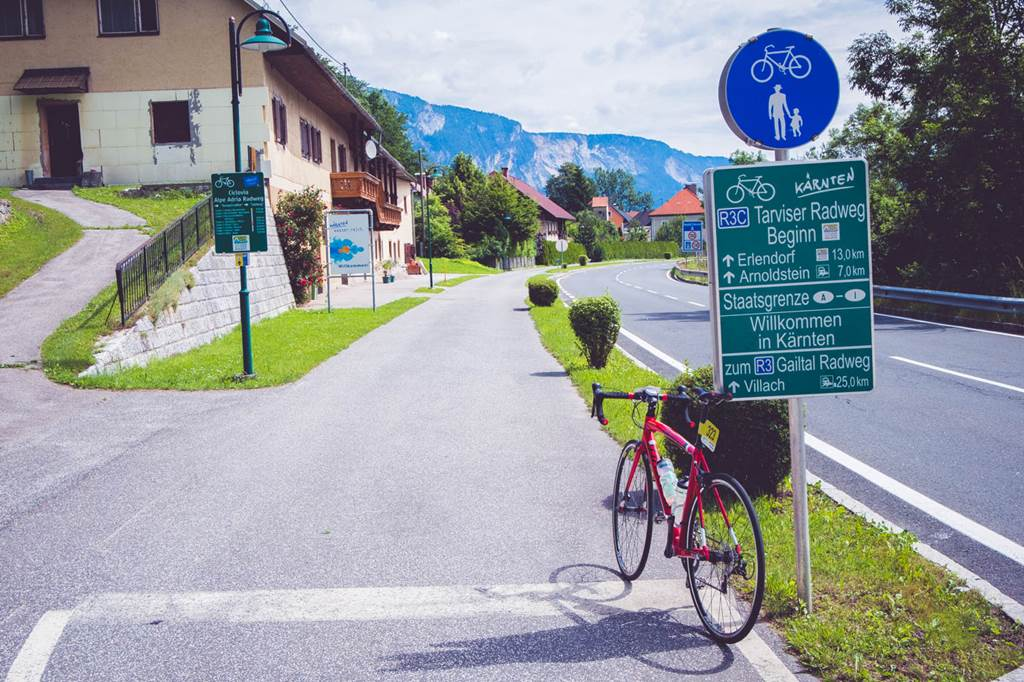 Alpe-Adria Bike Festival Forrás: www.mozgasvilag.hu