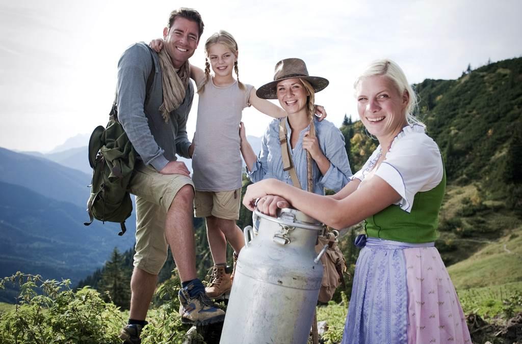 Családdal falusi szálláshelyen Forrás: www.falusiudules-ausztriaban.hu