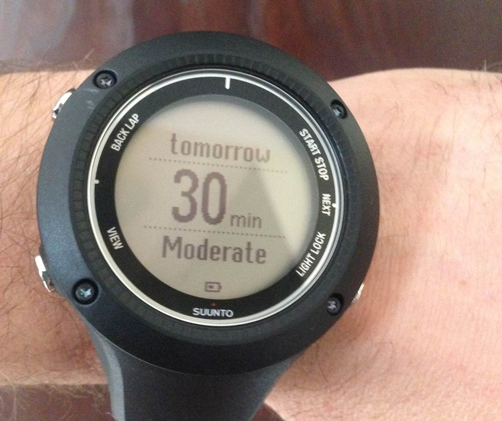 Holnap edzés! Forrás: Mozgásvilág.hu