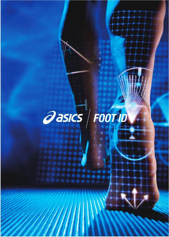 ASICS footID Forrás: ASICS