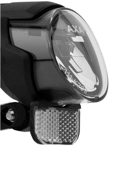 Axa Luxx 70 Plus dinamós első világítás Forrás: Velostar