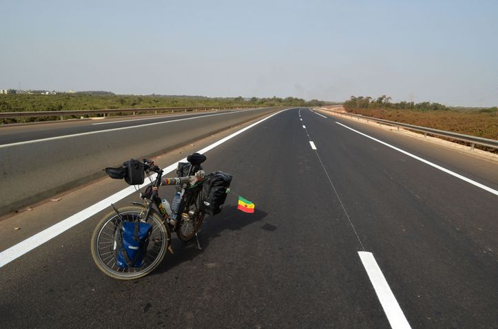 Kerékpáros gyorsforgalmi út Forrás: Photo credit: jbdodane via Visualhunt / CC BY-NC