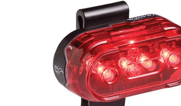 Bontrager hátsó lámpa Flare 2