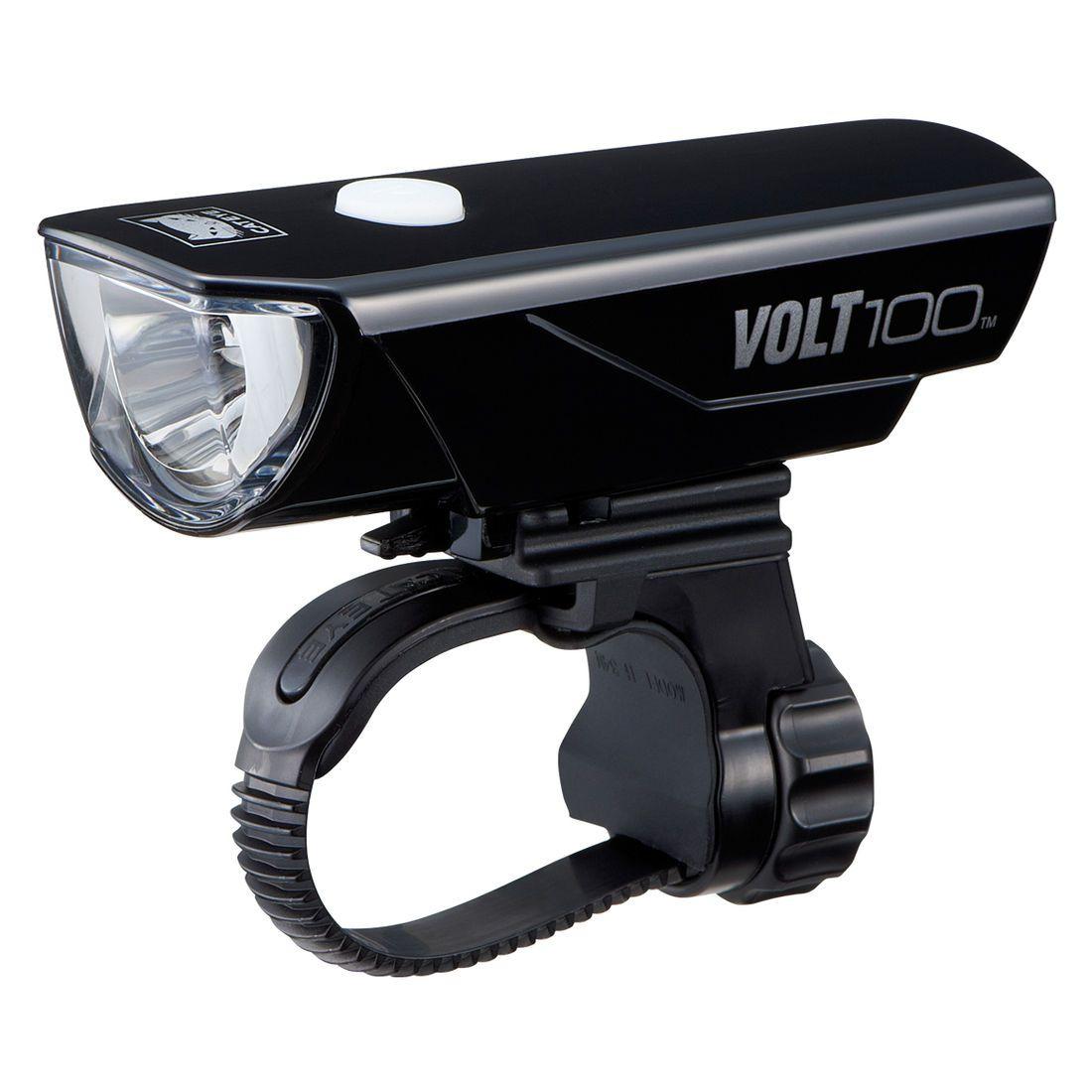 Cateye Volt100 első lámpa