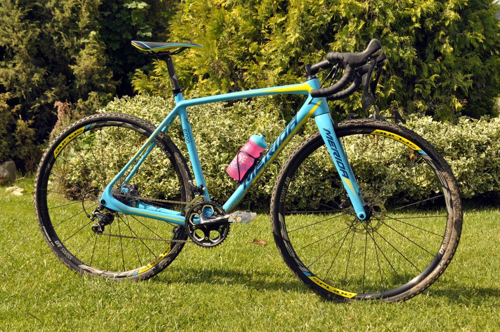 Merida Cyclocross Forrás: Paraferee - Mozgásvilág.hu