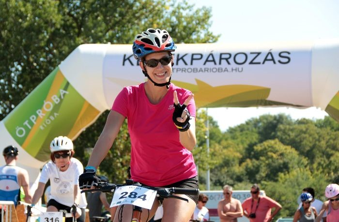 Napsütés és rengeteg nevező Orfűn az 5Próbán! Forrás: Sportagvalaszto.hu