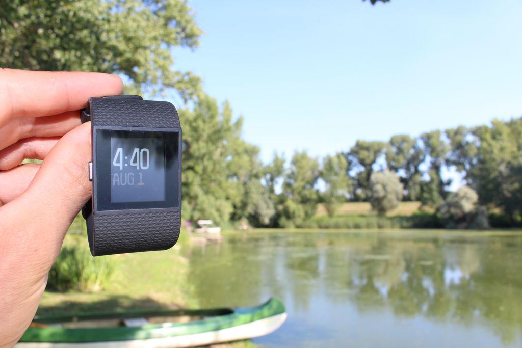 Fitbit Surge Forrás: Mozgásvilág.hu
