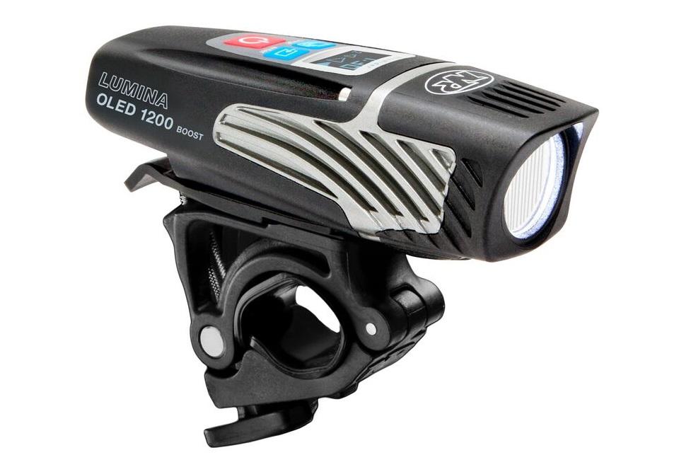 NiteRider Lumina 1200 OLED boost első lámpa