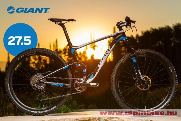 Giant Forrás: Alpinbike.hu