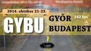 Fuss Győrből Budapestre!