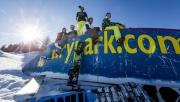 Stájerországi hóparkok és az igluépítés