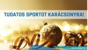 Tudatos sportot karácsonyra
