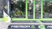 Megnyílt a Merida Concept Store!