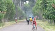 Kerékpározás Toszkánában