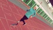 Futás lábprotézissel