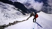 Genova – Mont Blanc futva: egy pokolian nehéz kihívás a segítő szemével