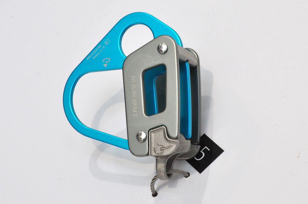 Mammut Bionic biztosító eszköz Forrás: Paraferee - Mozgásvilág.hu