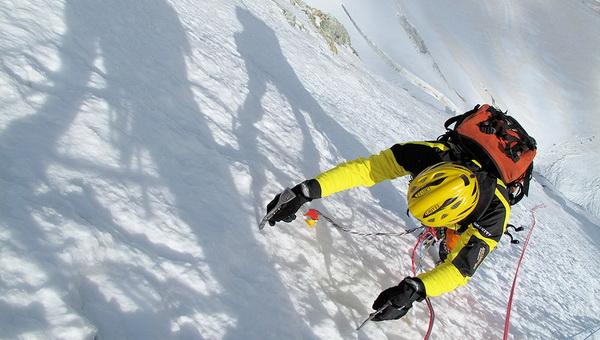 Matterhorn északi fal Forrás: Török Zsolt
