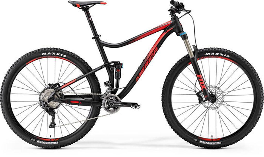 Merida One-Twenty 9.XT Edition kerékpár teszt