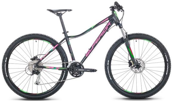 SUPERIOR '16 MODO 829 29-ES MTB KERÉKPÁR Forrás: Bike Logistics