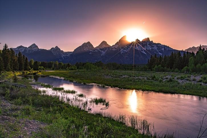 Grand Teton Nemzeti Park Forrás: More Than Just Parks