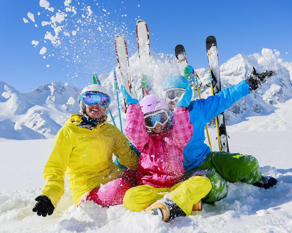 Ski Hits for Kids és Kids Surprise! Forrás: www.nassfeld.at