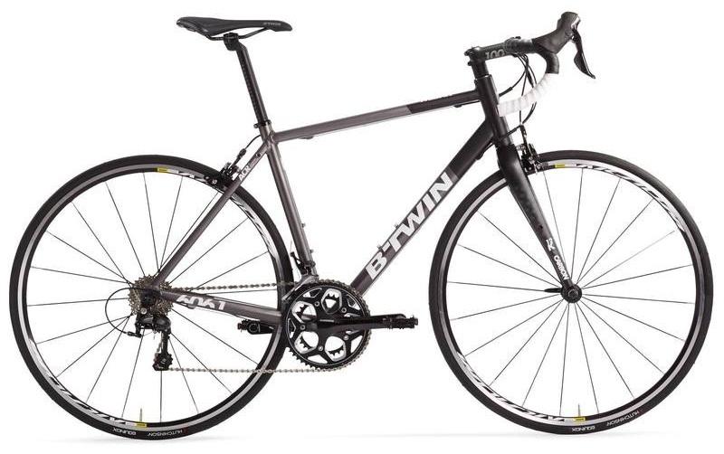 Road bike triban 540 black